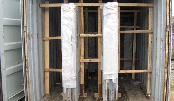 Inside Container reinforcing 3