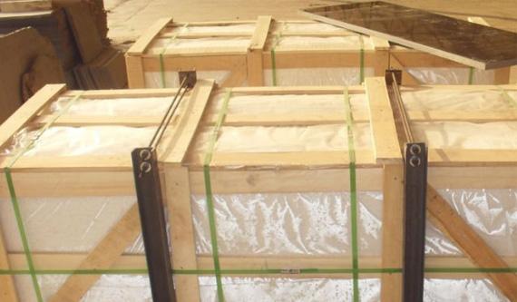 Strip Panel Packing